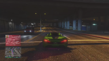 One Wyld Fox playing Grand Theft Auto V
