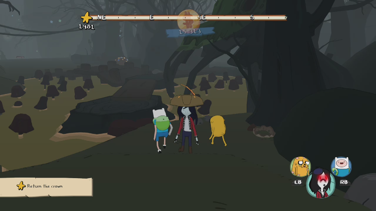 RavTheMassacrer playing Adventure Time: Pirates of the Enchiridion