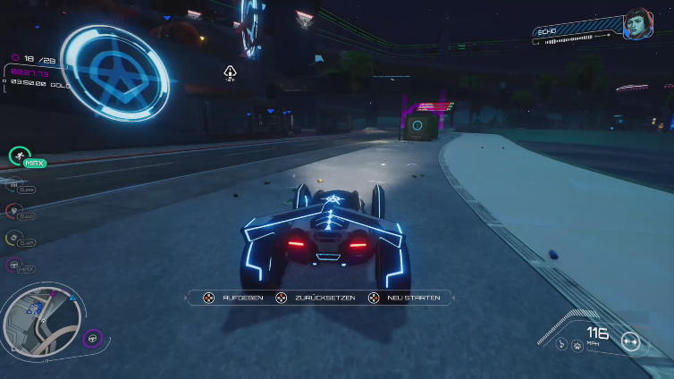 Grobanite playing Crackdown 3: Campaign